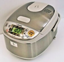 Zojirushi Japan-electric Rice Cooker and Warmer Ns-llh05-xa 3 Cup