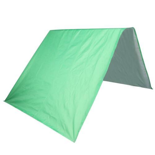 Outdoor Swing Canopy Playground Roof Canopy Waterproof Cover Tarp Sunshade