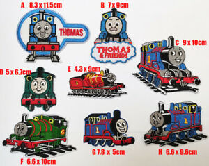 Thomas & Friends  TV Movie, Thomas and Friends  On Sew On Patch Badge