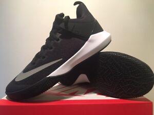 ac62279029ac Nike Zoom Shift TB ( Black White) Mens Us Size 10.5 ( no box cover ...
