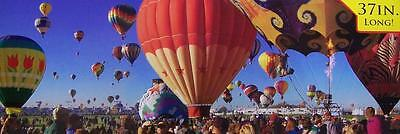 Jigsaw puzzle Hot Air Balloon Festival 750 piece NEW