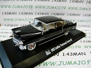 voiture-1-43-GREENLIGHT-film-GODFATHER-Le-parrain-Cadillac-1955-fleetwood