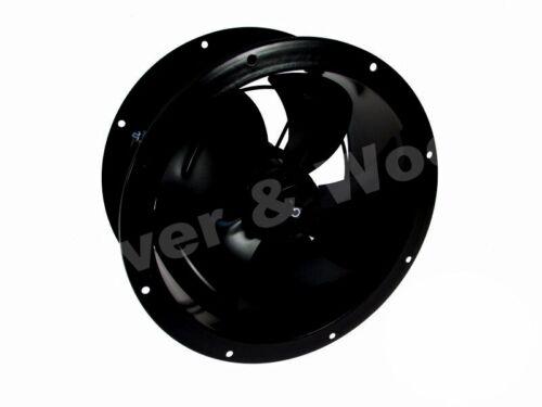 Cuisine Commercial Extrait Ventilateur 300 mm 1 PHASE 4 POLE