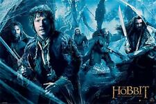 The Hobbit Desolution of Smaug : Mirkwood - Maxi Poster 61cm x 91.5cm (new)