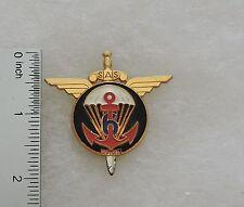 France Naval Para Unit Badge