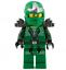 Lego-Lloyd-ZX-9450-9574-Epic-Dragon-Battle-Ninjago-Minifigure miniatura 1