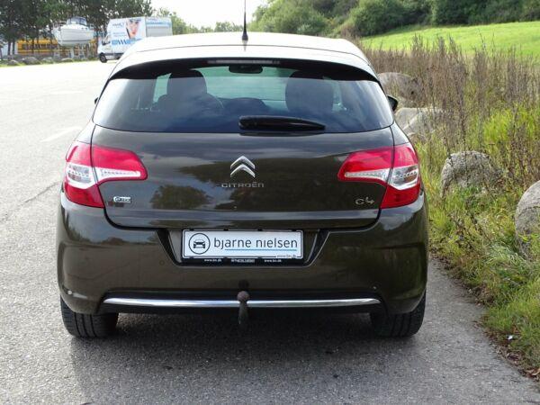 Citroën C4 1,6 HDi 90 Seduction - billede 4