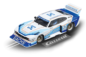 Carrera Evolution 1 32 Slot Car 27568 Ford Capri Zakspeed Turbo Sachs Sporting