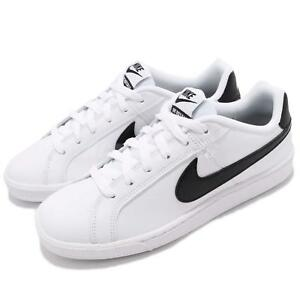 Wmns Nike Court Royale Low White Black Women Shoes Sneakers 749867111