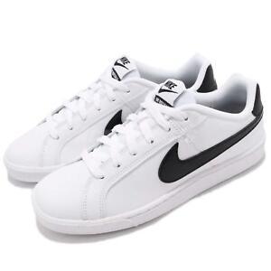 Wmns Nike Court Royale Low White Black Women Shoes Sneakers 749867111