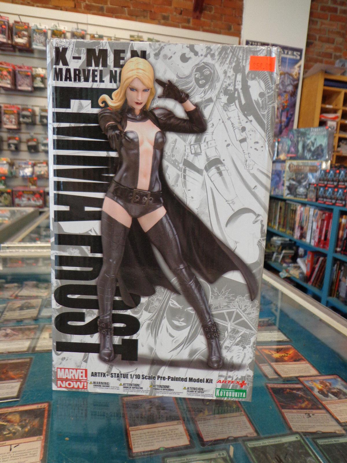 Kotobukiya artfx marvel - comics  x - men  emma frost marvel jetzt statue
