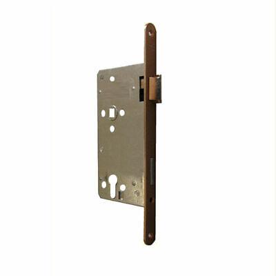 Einsteckschloss Haustür Profilzylinderschloss stulp 20X280 Dorn 65//92//10mm Rs