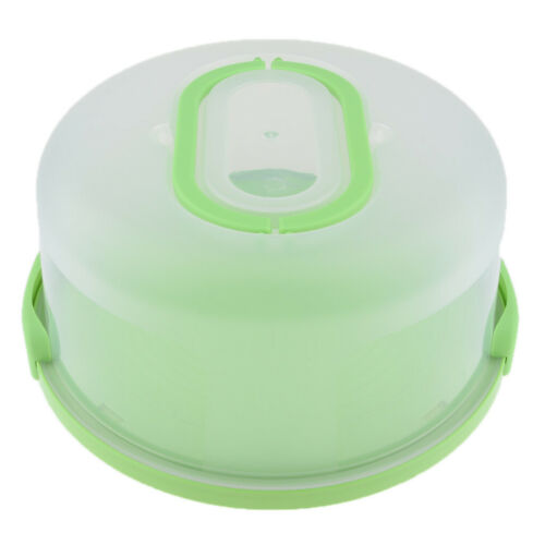 Blesiya Plastic Cupcake Cake Muffin Case Holder Container Box Dome Cover