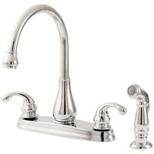 Pfister 36 Cl4 Harbor Kitchen Faucet With Sidespray Ebay