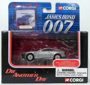 Corgi-James-Bond-007-Model-Appx-9cm-TY95201-Aston-Martin-V12-Die-Another-Day