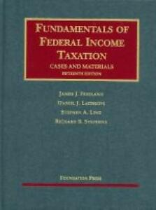 Fundamentals-of-Federal-Income-Taxation-University-Casebook-Series-15th-Edition