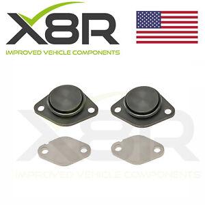 Discovery MK 3 TDV6 2.7 EGR Removal Blanks Kit Remove Blanking Blank Plates
