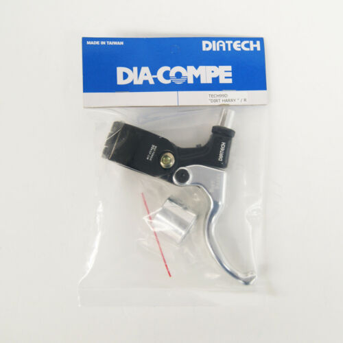 DIA-COMPE TECH99D DIRT HARRY Brake Lever Silver Right Only