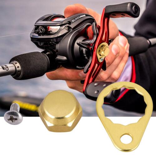Right Handle Screw Nuts Repair Parts for Baitcasting Reel Fishing Reel Left