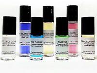 Women's Designer Type Premium Perfume Body Oil You Pick Fragrance/size
