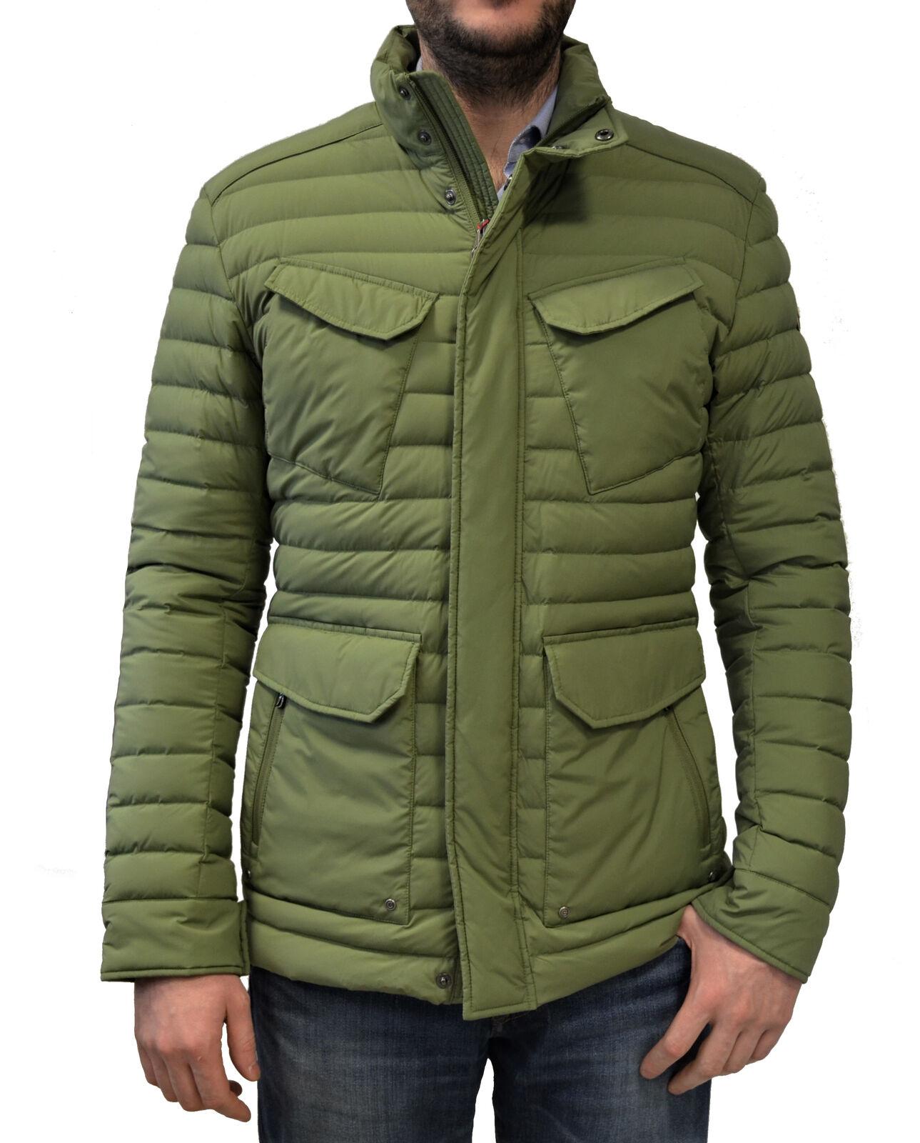 Giacca Giubbotto Piumino Colmar Uomo verde Jacket Jacket Jacket Uomo verde 1259 432eae
