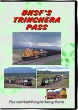 BNSFs Trinchera Pass DVD NEW Highball Twin Peaks Sub Trinidad CO to Texline NM