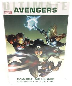 Ultimate-Comics-Avengers-Omnibus-Millar-Marvel-Comics-HC-Hardcover-New-Sealed