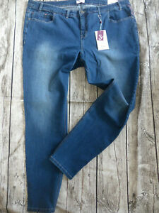 Sheego-Women-039-s-Trousers-Jeans-Size-44-to-58-Blue-Large-Sizes-007-New