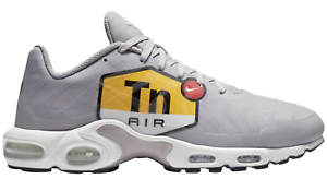 NIKE AIR MAX PLUS NS GPX SP AJ7181-4001 Atmosphere Grey/Black Big Logo Pack c1