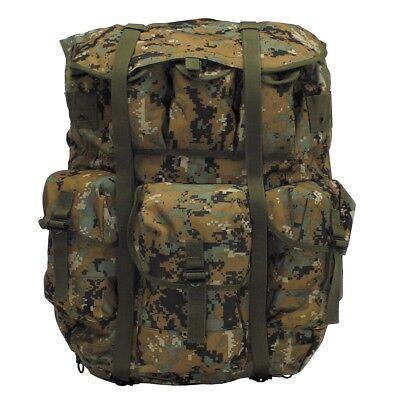Us Alice Military Outdoor Backpack Rucksack Pack Large Woodland Digital Camo So Effektiv Wie Eine Fee