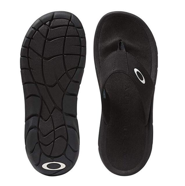 Oakley Super Coil Sandal 2.0 (Blackout, 12)