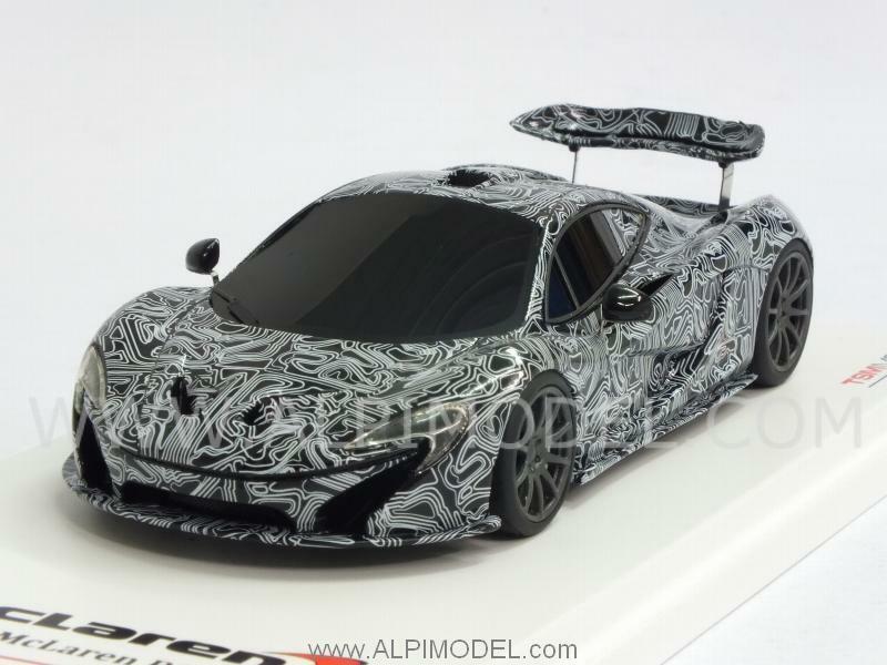 McLaren P1 Test Car 2012 1 43 TRUESCALE TSM134367