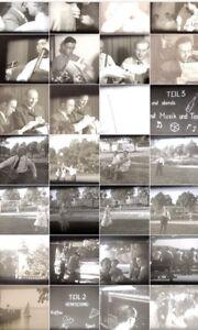 Kompetent 16mm Film Siemens Halske Werksfilm Laborausflug Privatfilm1955 Mitarbeiter Film Senility VerzöGern Technik & Photographica