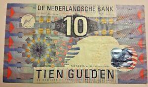 Niederlande-Netherlands-10-Gulden-1997-Pick-099-PAYS-BAS