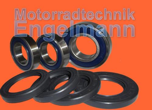 Radlager Satz hinten Honda GL1000 Gold Wing 1977-79 1000 cc