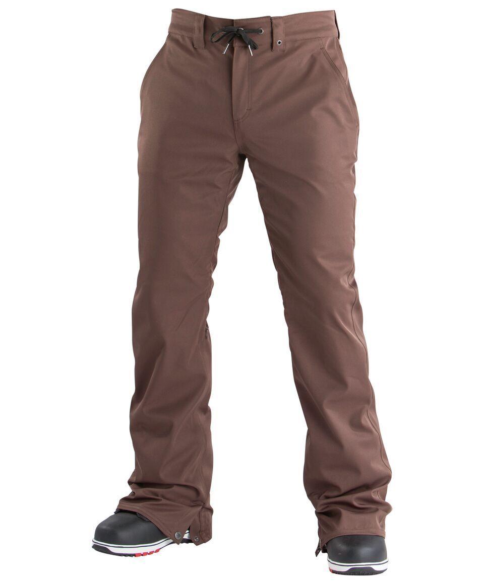 2019 NWT Airblaster Mens Sissy Pant Pants  L Large 15K Snowboard Chocolate pr78  cheapest price