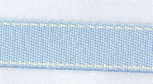 4 COLOUR 7mm 15mm Rustic Shabby Chic Retro Denim Tape TaStyle Ribbon BUY 1 2 4m+