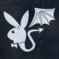 Funny Play Boy Parodia Dragon Bunny coche decal Vinilo Adhesivo Para Ventana De Parachoques