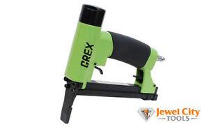 New Grex 22 Ga 3 8 Crown Long Nose Upholstery Stapler 71ad Lns 3