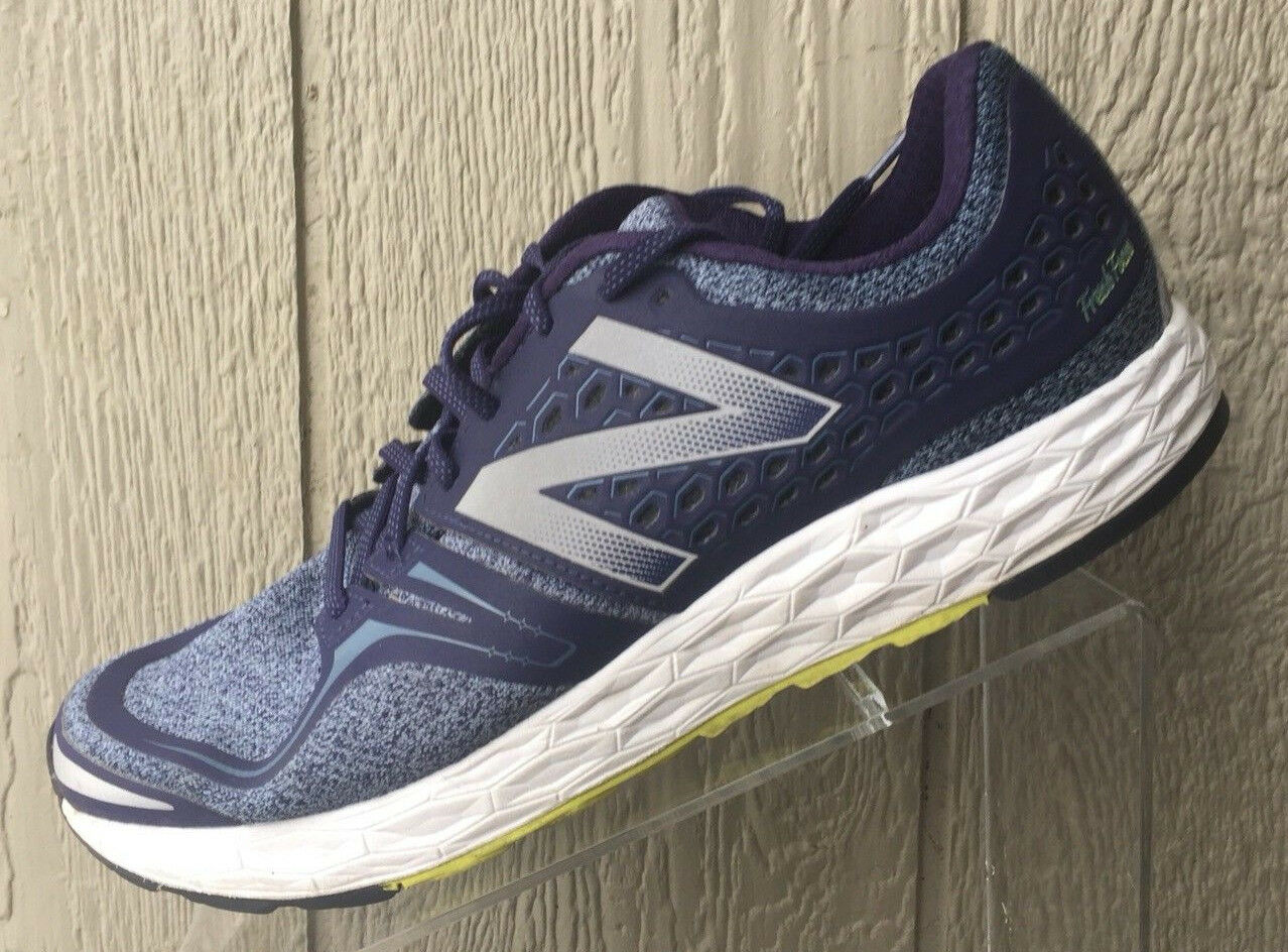 Mens New Balance Fresh Foam Vongo Running shoes Size US 11.5 2E  Extra Wide