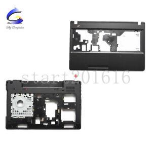 Details about New Lenovo IdeaPad G580 G585 Palmrest Upper Case & Bottom  Case Cover AM0N2000100