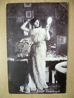 Postcard - Theater Actresses MISS VIOLET VANBRUGH