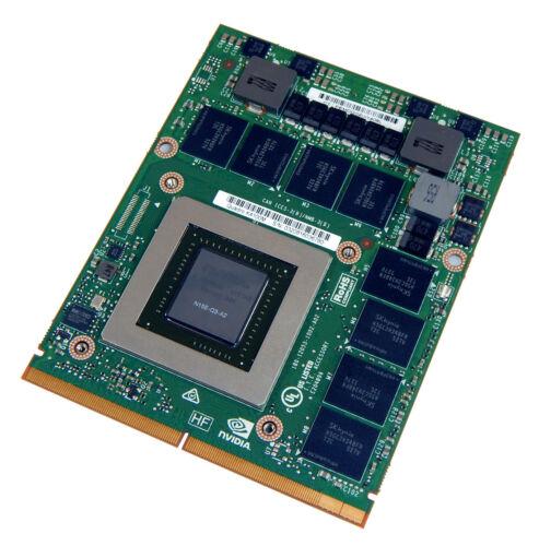 HP Quadro K4100M 4GB Video N15E-Q3-A2 New 721434-002 MXM 3.1
