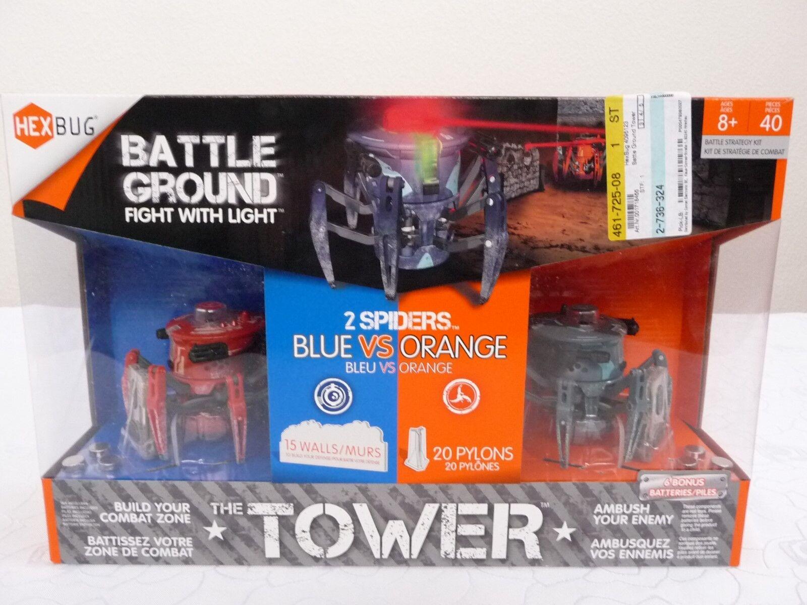 HEXBUG HEXBUG HEXBUG Battle Spider Battle Ground 5179364 NEU f64789