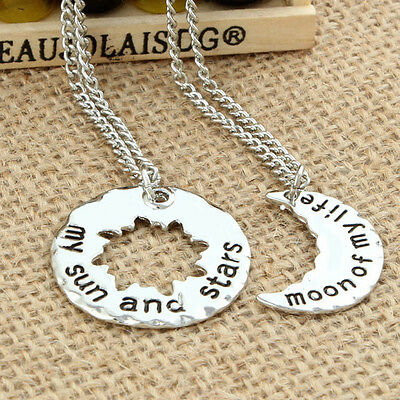 Game Of Thrones MOON OF MY LIFE and SUN & STARS Pendant Necklace Jewelry