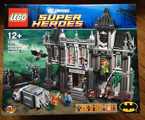 Lego? Batman Super Heroes 10937 Arkham Asylym Breakout new sealed