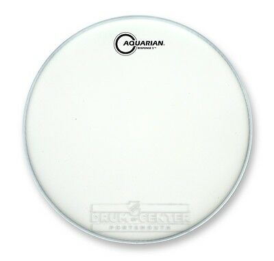 aquarian snare tom heads texture coated response 2 drumhead 13 tcrsp2 13 659007001611 ebay. Black Bedroom Furniture Sets. Home Design Ideas