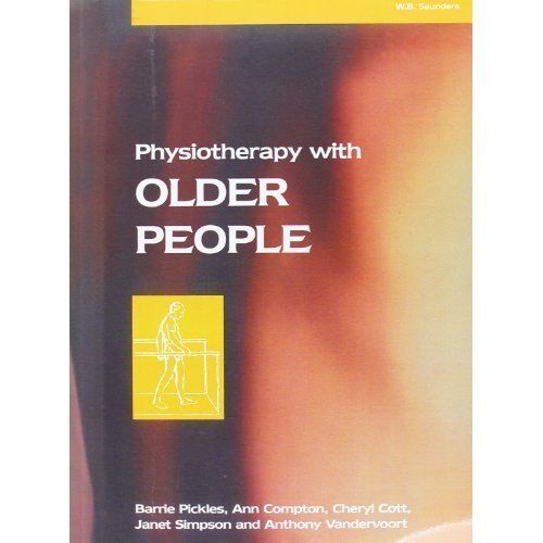 Physiotherapy with Older People-ExLibrary
