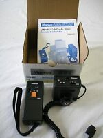 new Mamiya Wireless Remote Control Set Rs401 For 645 Pro ,645 Super, & Rz