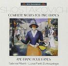 Shostakovich - Complete Works for Two Pianos & Piano Four Hands Dmitri Shostakov